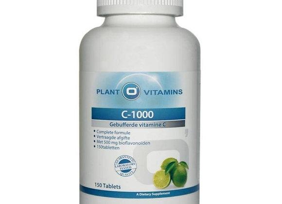 VITAMINE C-1000 Plantovitamins