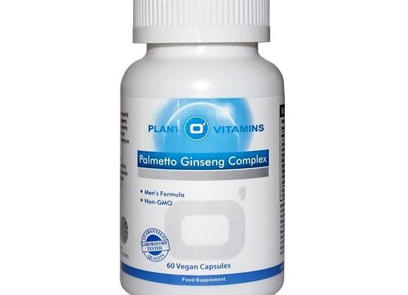 PALMETTO GINSENG COMPLEX 60 caps Plantovitamins