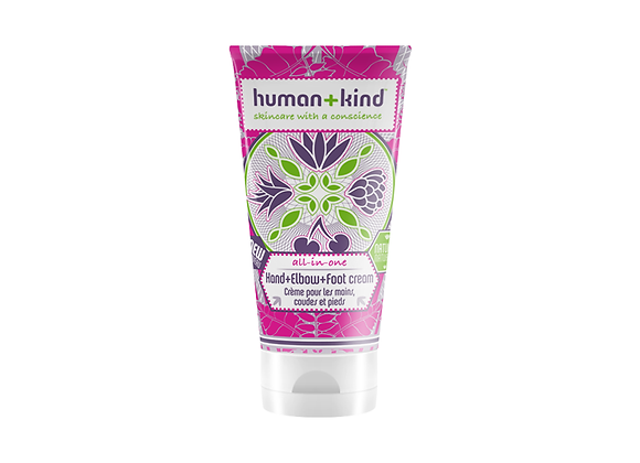 Handcreme+Elleboog+Voetcreme  Botanical van Human&Kind
