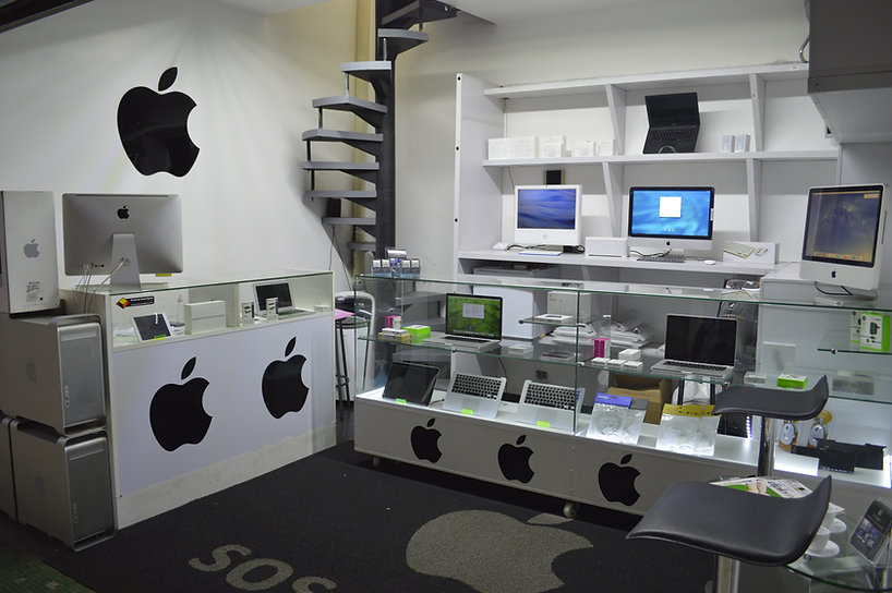 Assitencia iPhone iMac Apple