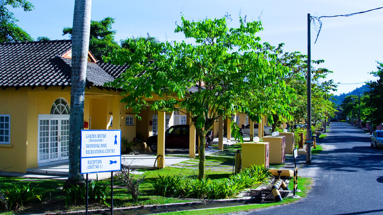 Rumbia Resort Villa