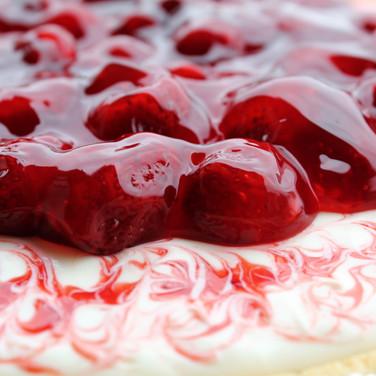 Strawberry Delight Cheesecake