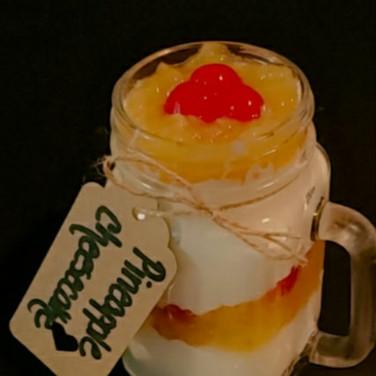 Pineapple Cheesecake-Jar