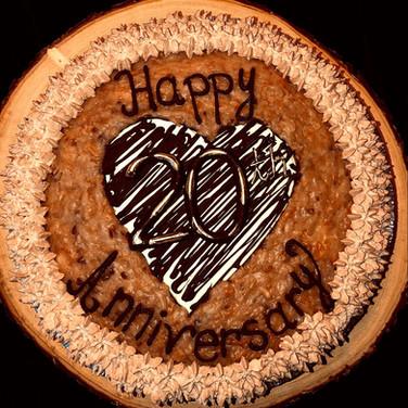 Anniversary: German Chocolate
