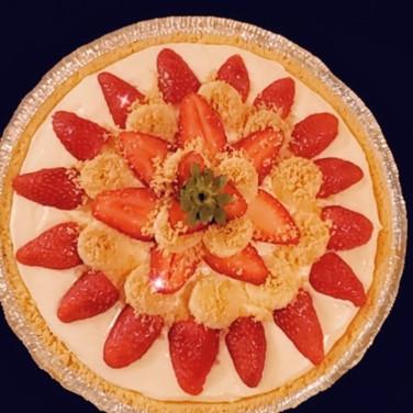 Strawberry/Banana Cheesecake