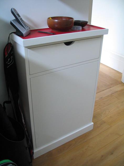 Childs storage cabinet, Cotham, Bristol