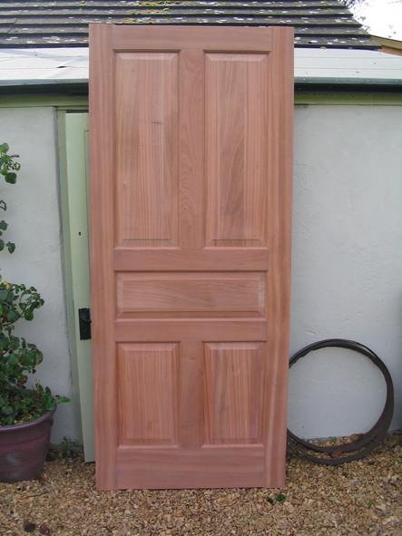 Replacement period front door, Midsomer Norton
