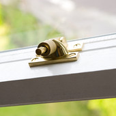 Sash window fastener, Bath
