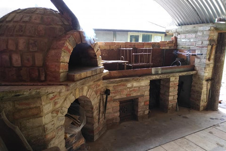 Pizza oven and Argentinian BBQ - Welton, Midsomer Norton