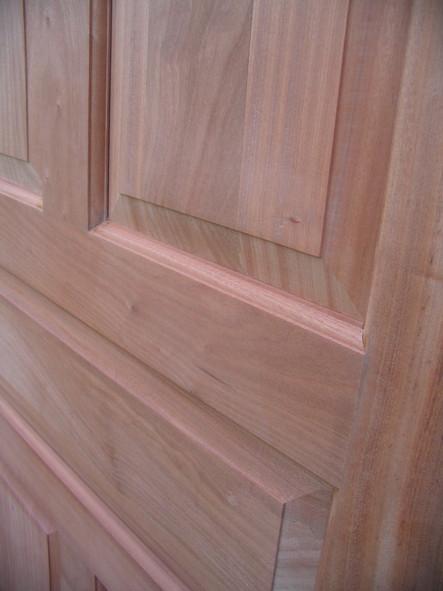 Handmade period style front door, Midsomer Norton