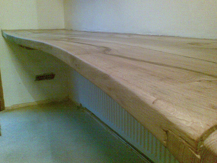 Fitted desk, Cheddar, Somerset