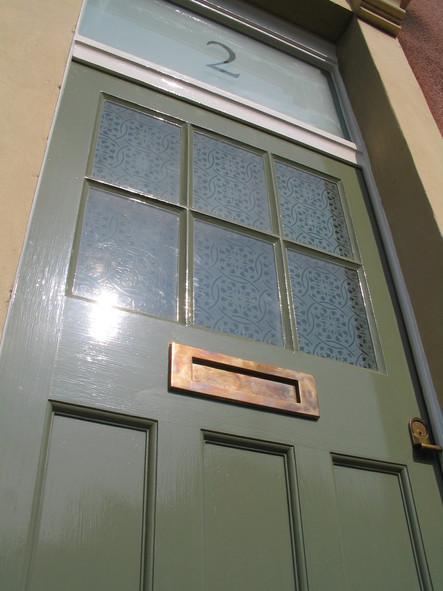 Replacement period front door, Totterdown, Bristol