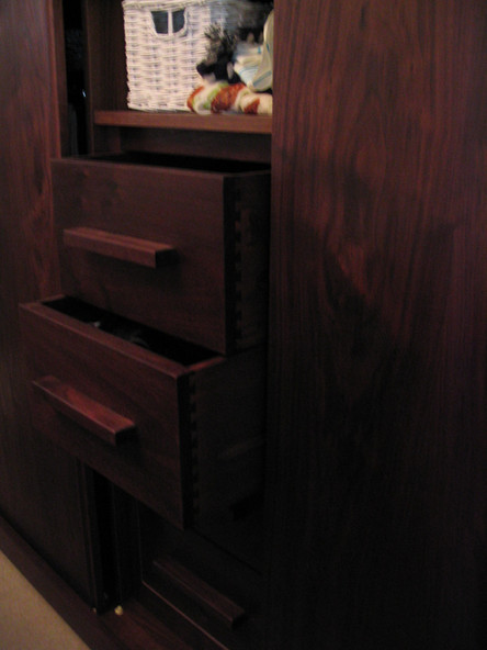 Italian style drawers, Clifton, Bristol