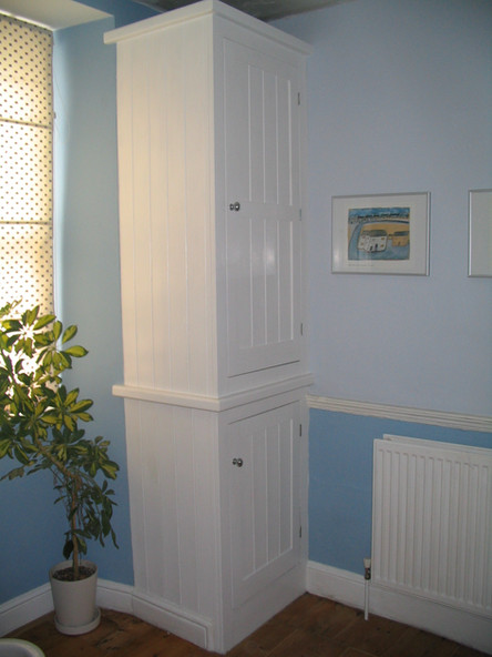 Fitted utility cupboard, Chew Magna