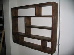 Display shelving, Montpelier, Bristol