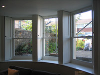 Replacement box sash windows, Bath
