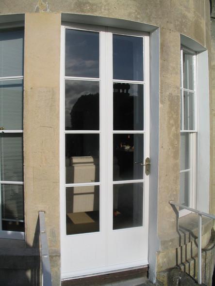 Replica Georgian terrace doors, Bath