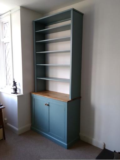 Bookcase with storage in Cotham, Bristol