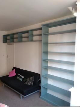 Office bookshelf storage in Cotham, Bristol BS6