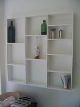 Display shelves in Cotham, Bristol