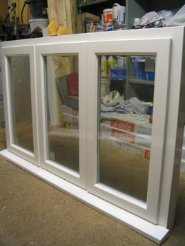 Casement windows for a new build in Surrey
