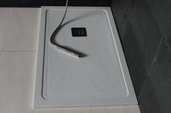 Plato de ducha filo integrado