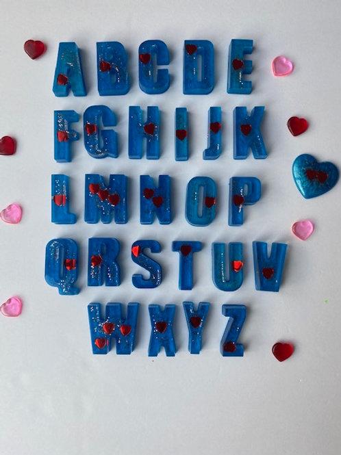 Limited edition Valentine resin set #3