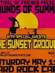May 11th Hard Rock Poster