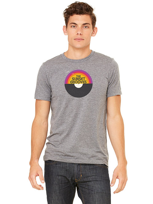 The Sunset Grooves Unisex Tee Shirt
