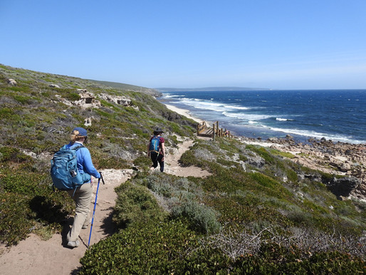 Cape To Cape North to South – Nov 2019 by Chrissie Fearon