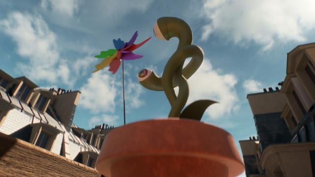Flowerpot Monster