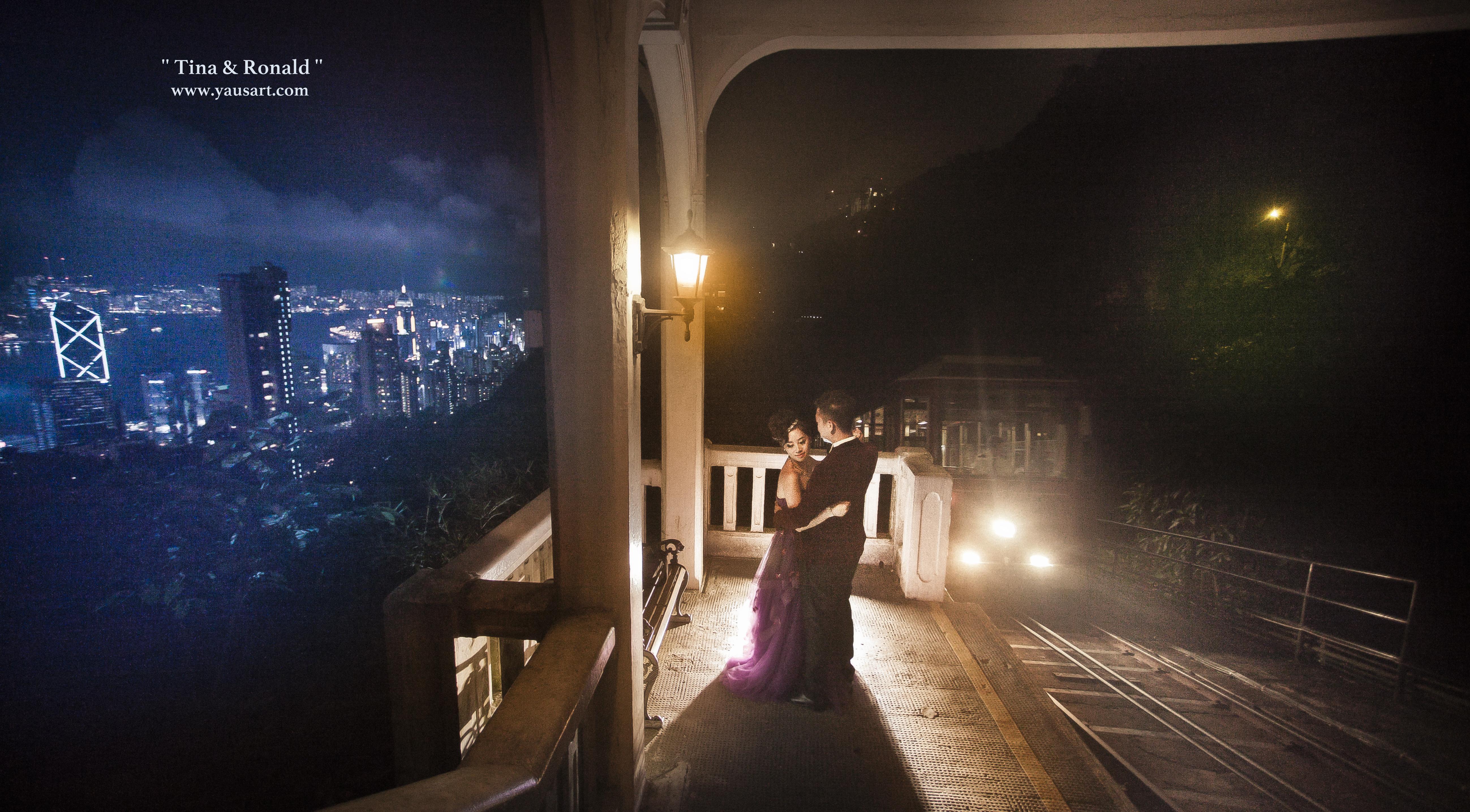 The Peak,  婚紗攝影 Hong Kong