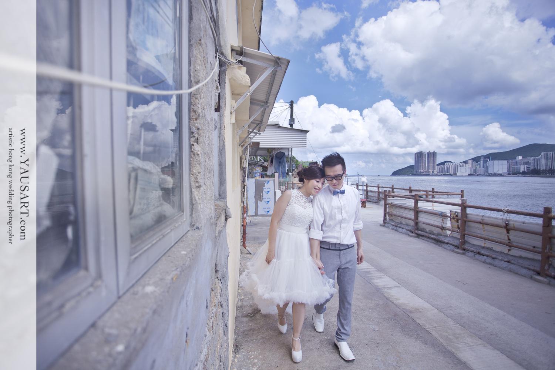 I+A  婚紗攝影 Hong Kong Pre-wedding