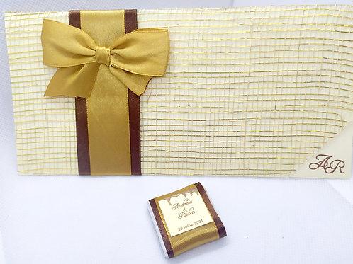 Convite Chocolate