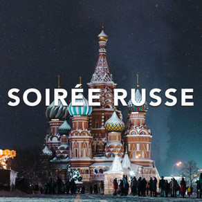 Soirée Russe - Soirée Dansante