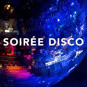 Soirée Disco - Soirée à Thème