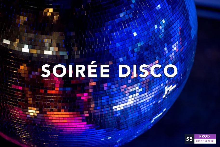 soirée-disco