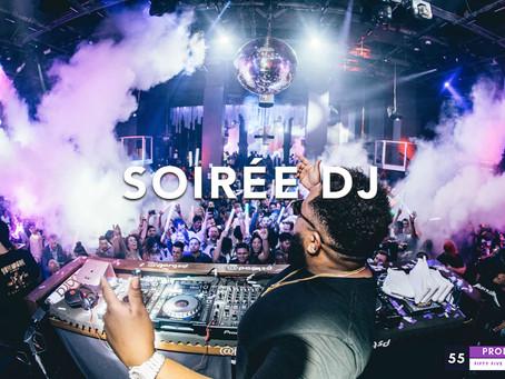 Soirée DJ - Soirée Dansante