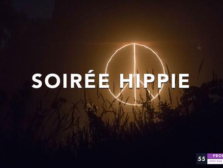 Soirée Hippie - Soirée à Thème