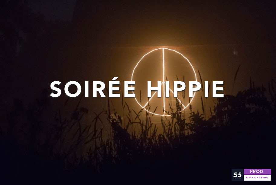 soirée-hippie