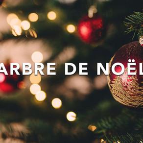 Arbre de Noël - Actualités