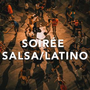 Soirée Salsa/Latino - Soirée Dansante