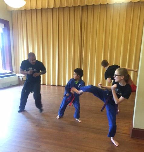 Mixed Belt Class