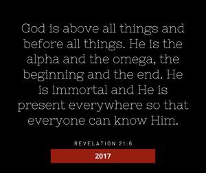 revelation 21:6 circa 2017