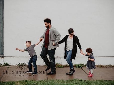 Enjoy the Ride! The Parenthood Roller Coaster