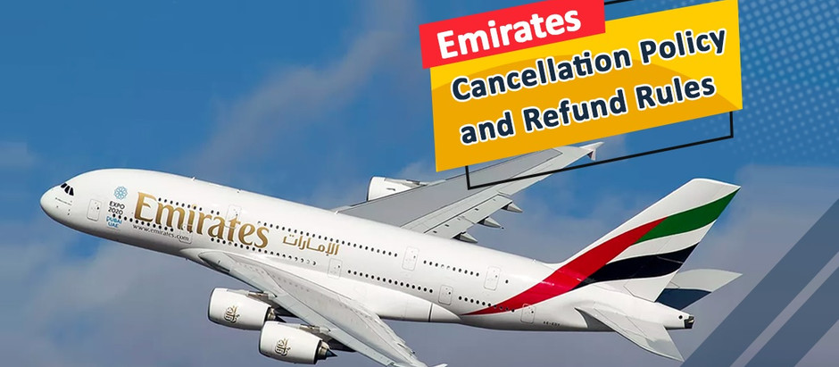 Emirates Flight Cancellation