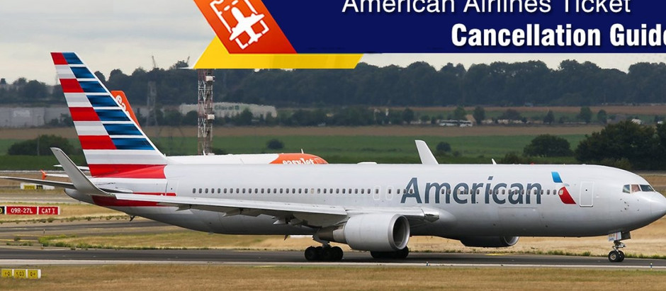 A delayed or canceled American Airlines flight? This is what you ought to do