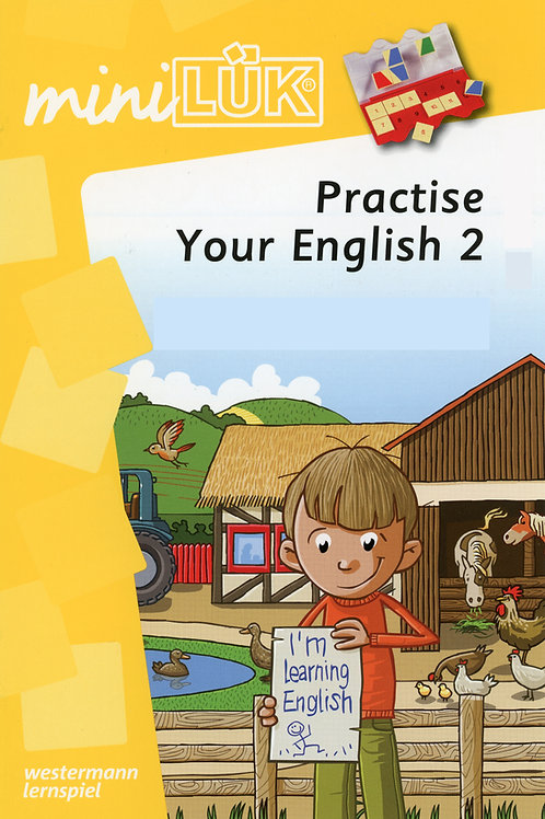 Practice Your English 2 (2 - 5 Trinn)