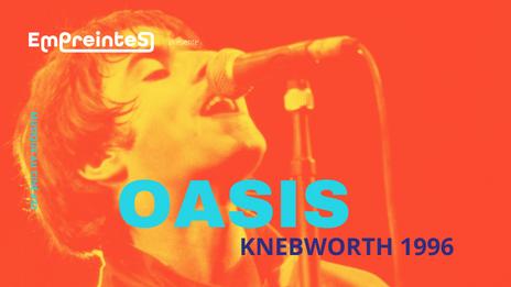 Oasis Knebwoth 1996