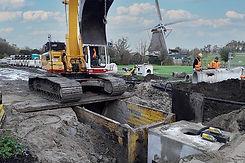 2020 Transportriool Thijsselaan Aalsmeer
